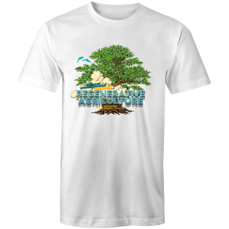 'Tree cloud' Sportage Surf - Mens T-Shirt