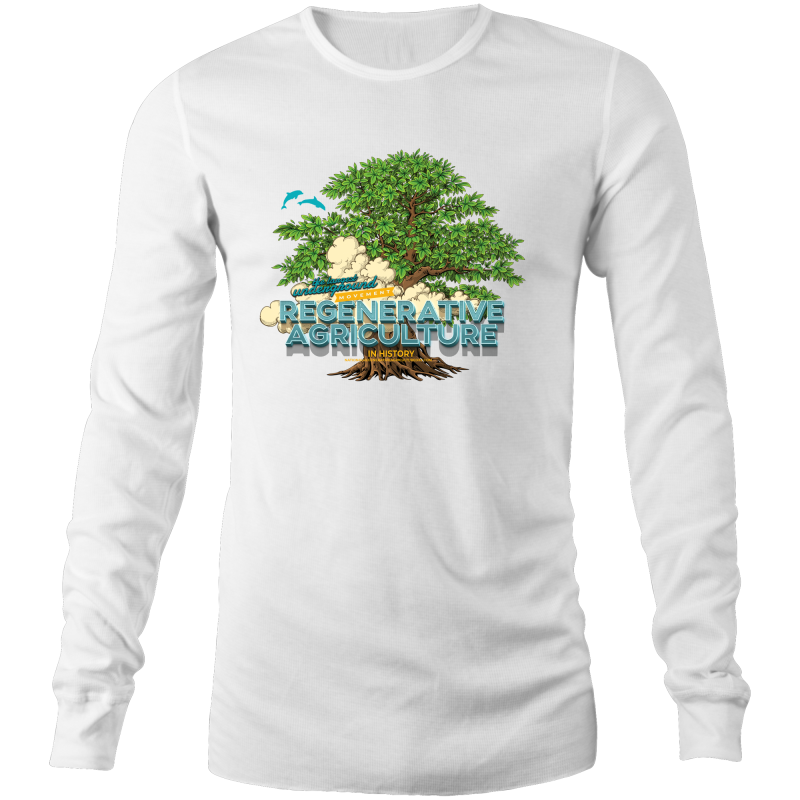 'Tree cloud' Sportage Hawkins - Long Sleeve T-Shirt