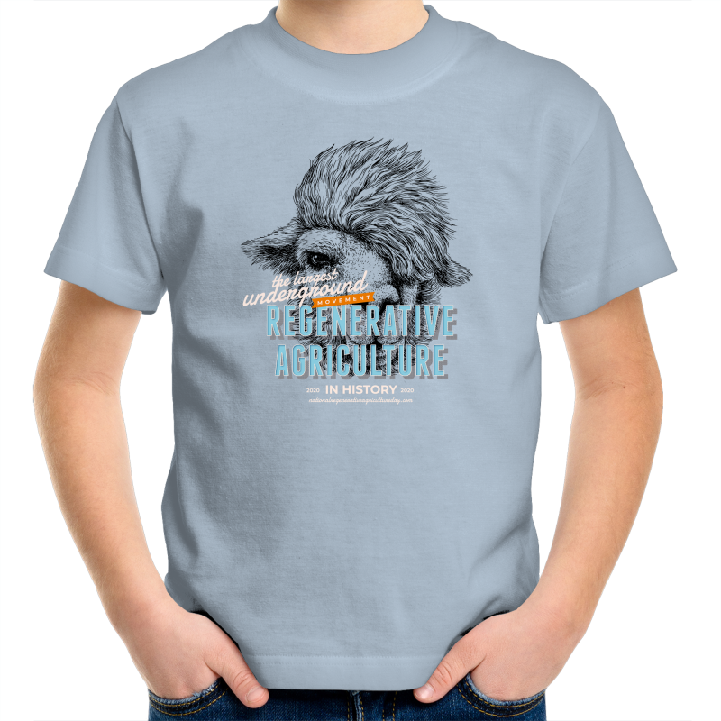 'Lamacorn' Sportage Surf - Kids Youth T-Shirt