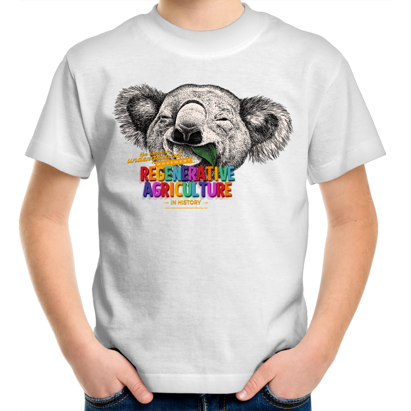 'Koala' Sportage Surf - Kids Youth T-Shirt