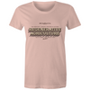 Tongue AS Colour - Women's Maple Tee