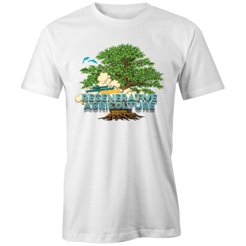'Tree cloud' AS Colour - Classic Tee