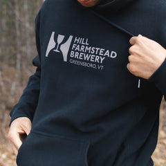 Hill Farmstead Heavy Weight Pullover Hoodie