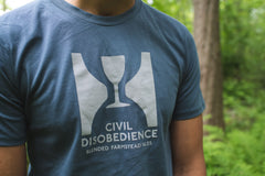 Hill Farmstead T-Shirt - Civil Disobedience