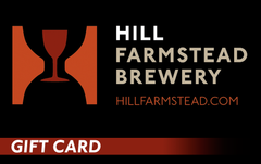 Hill Farmstead Brewery Gift Card $100