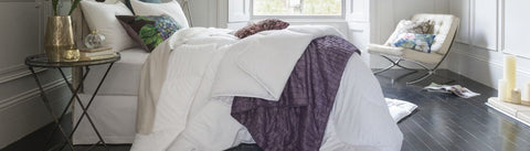 Luxury Hotel Boutique Silk Range | Pillows, Duvets & Protectors