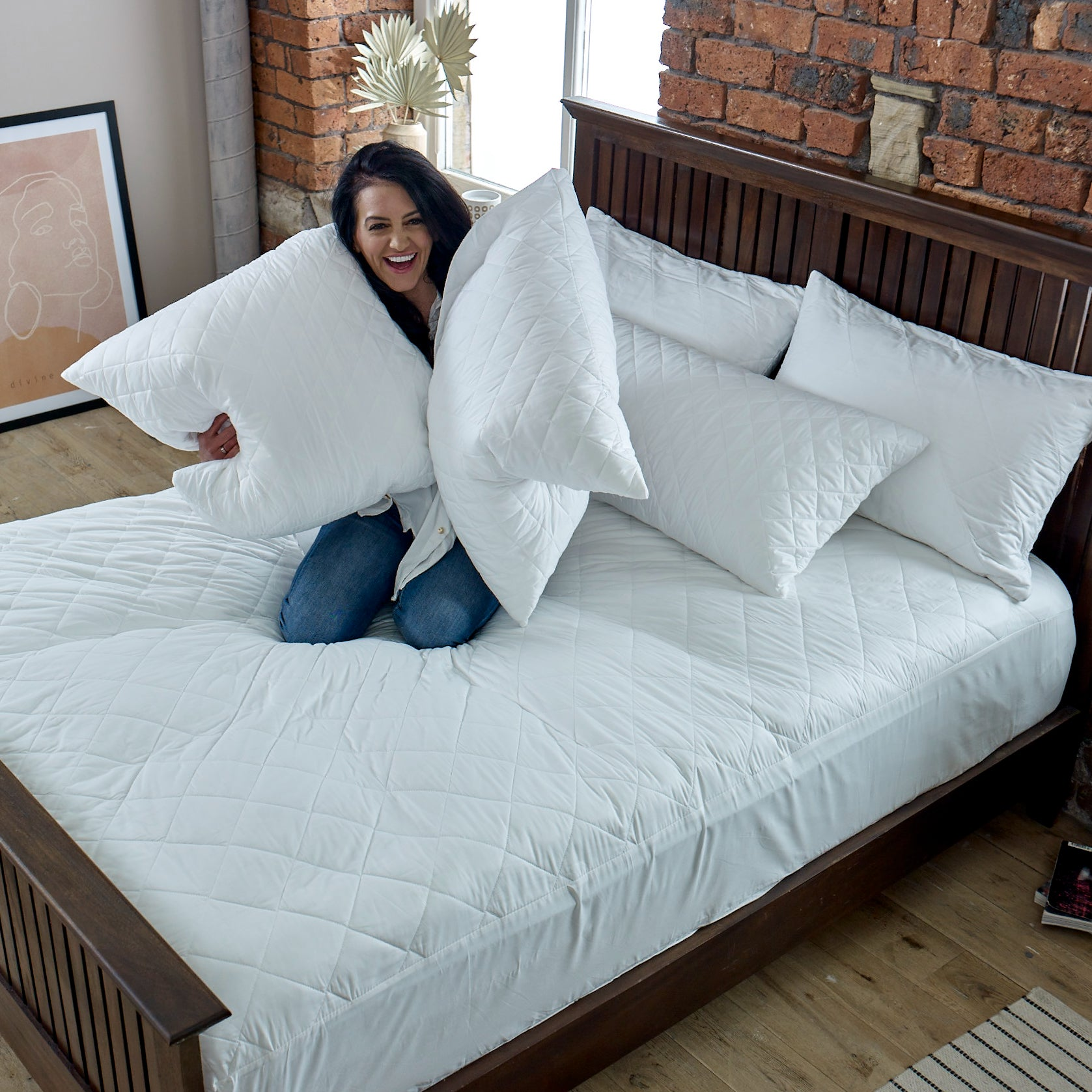 ALL PILLOW PROTECTORS