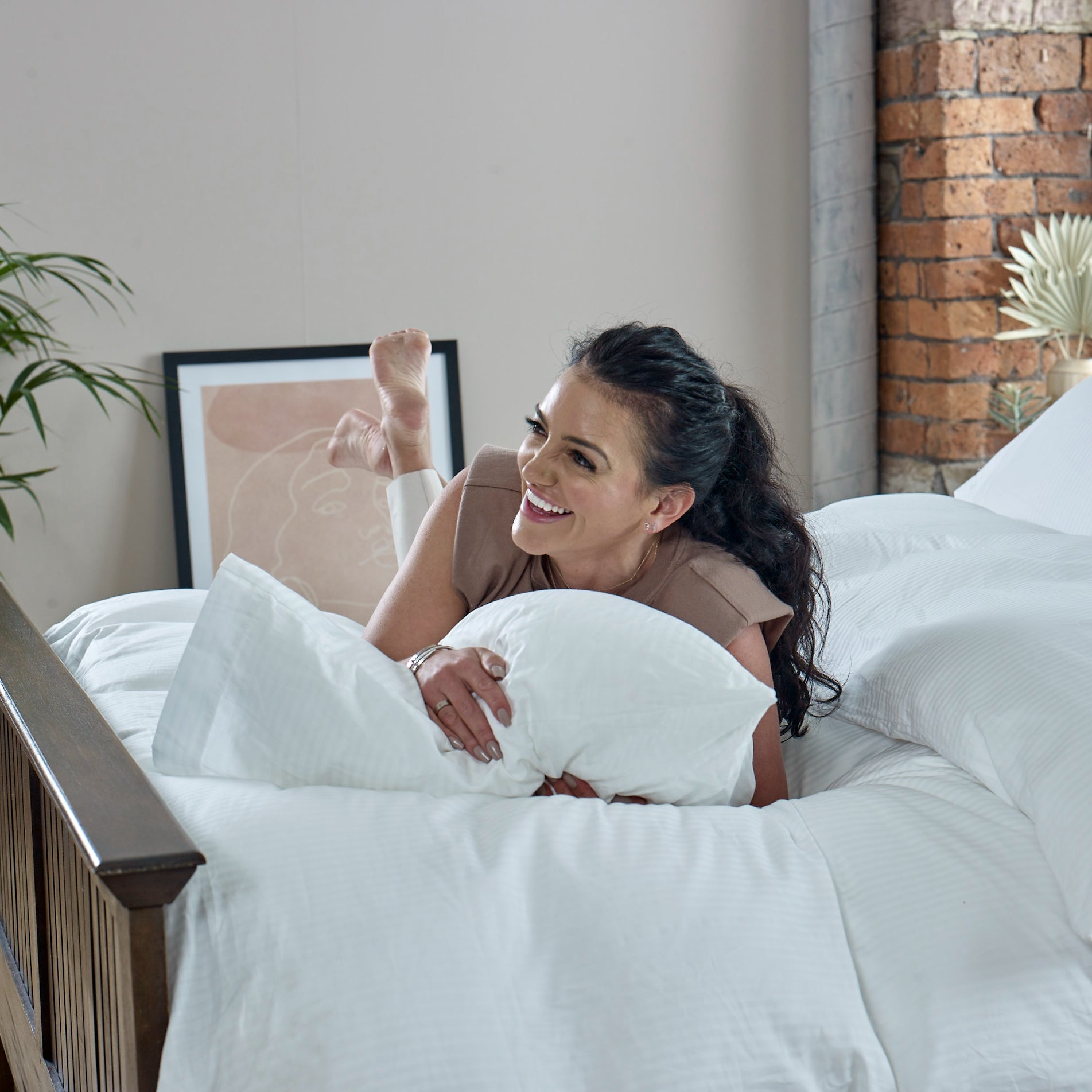 ECO FRIENDLY BEDDING