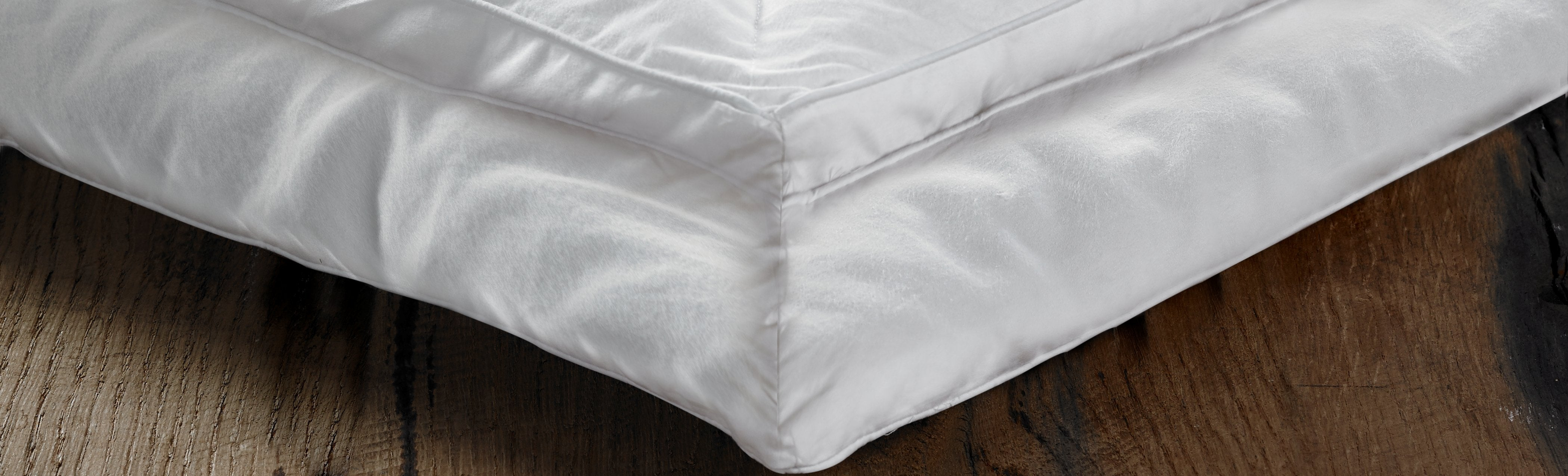 Luxury Natural Mattress Toppers - Feather & Down, Down Combo