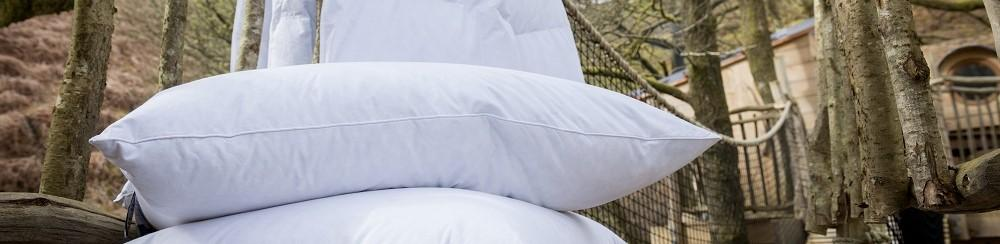 Environmentally Friendly / Recycled Materials - Super King Size Pillows