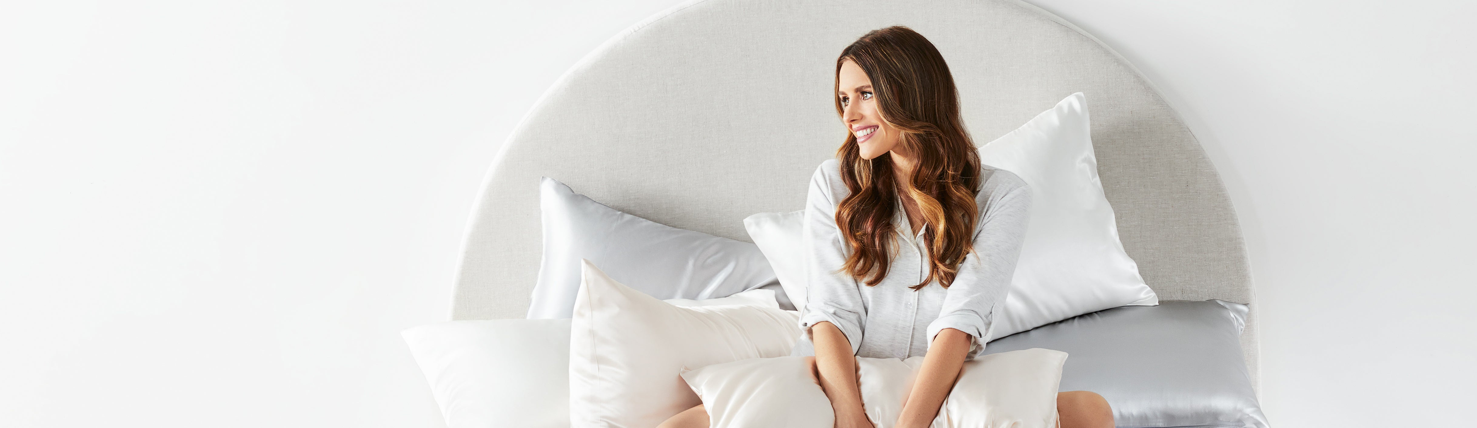 Pure 100% Mulberry Silk Pillowcases