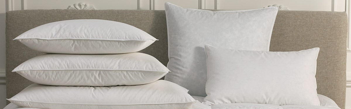 All Specialist Size Pillows King Square Bolster Emperor Large