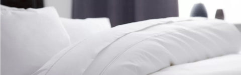 New Superior 100% Cotton Sateen Bed Linen - 1000 Thread Count