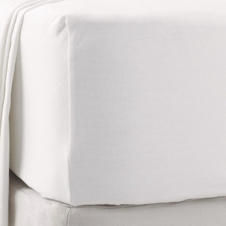 Luxury 100% Cotton Jersey Extra Deep Sheets