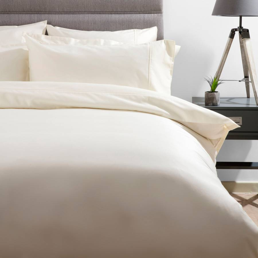 Premium 100% Pure Cotton 600TC Duvet Covers - 50% OFF