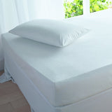 Luxury 100% Sustainable Cotton SUPER KING Pillow Undercase Pair