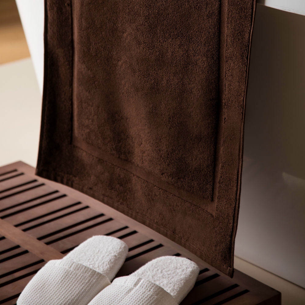 Luxury 5* Hotel Suite Cotton Choc Towels - 50% OFF