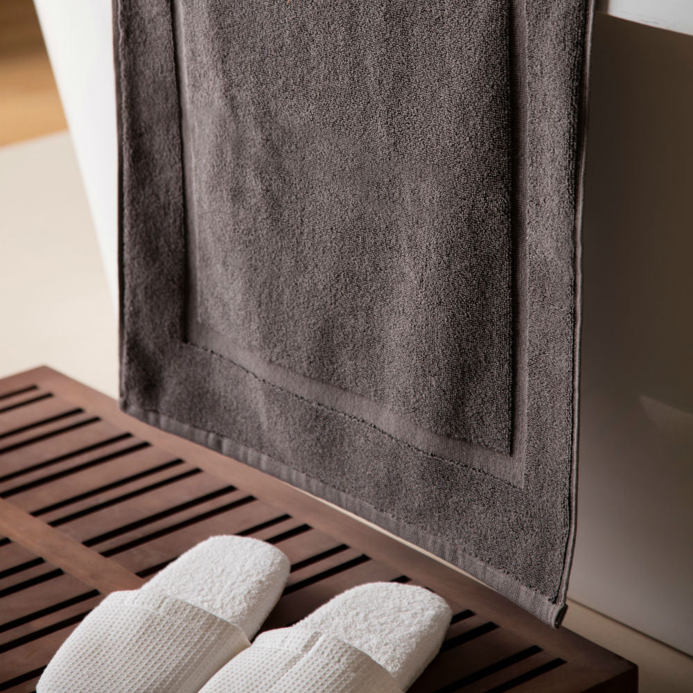 Luxury 5* Hotel Suite Cotton Slate Towels - 50% OFF