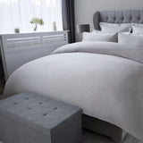 Staten Island Platinum 300TC Duvet Cover Sets - 50% OFF