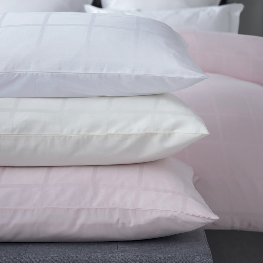 Union Square White 300TC Duvet Cover Sets - 50% OFF