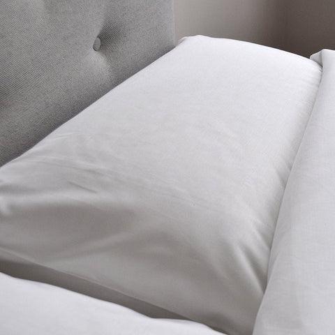 Superior Luxury Percale 200TC Bolster Pillowcases
