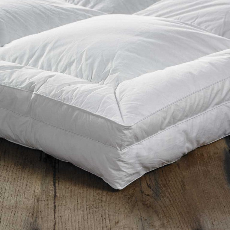 Ultimate Divine Duck Down Dual Combo Mattress Toppers
