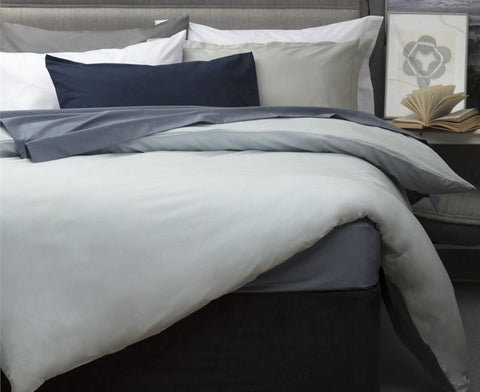 100% Egyptian Cotton Percale 200TC Bed Linen - Colours