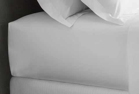 "100% Egyptian Cotton Percale 200TC ULTRA Deep 18"" Fitted Sheets"