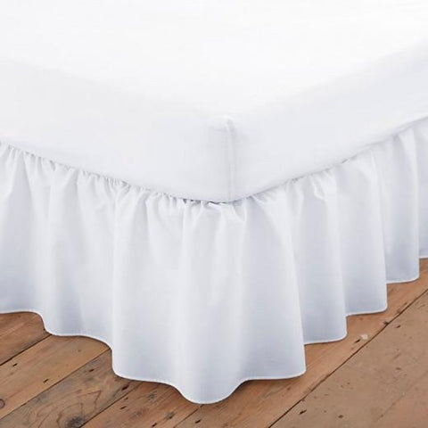 Frilled Base Valances