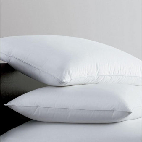 NEW Savoy 5 Star Duck Feather & Down SUPER KING Pillow Pair