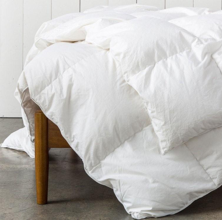 NEW Hungarian Goose Feather & Down Partner Duvets