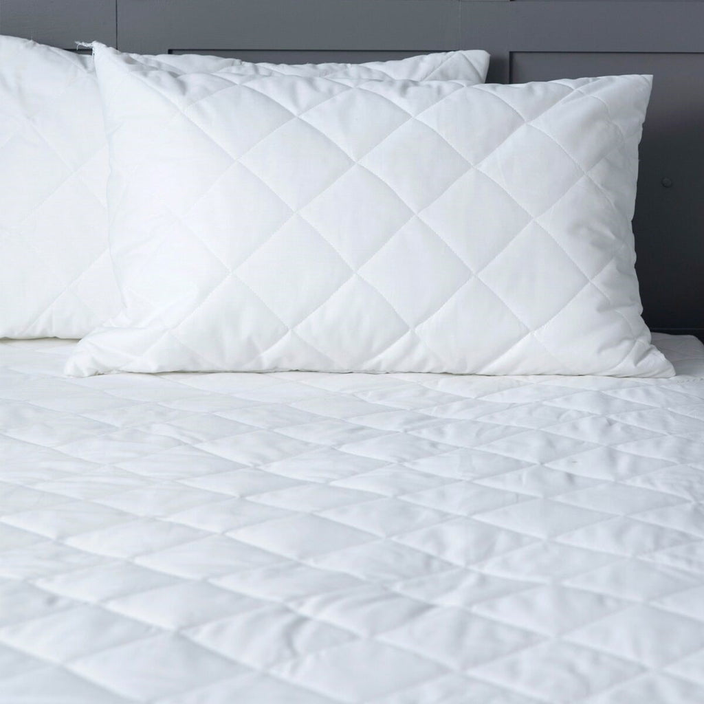 Cotton Touch WATERPROOF Pillow Protector Pair - 50% OFF
