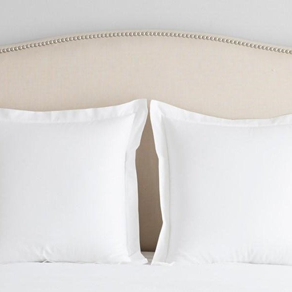 BRITISH MADE - 100% Cotton - Oxford Square Pillowcases