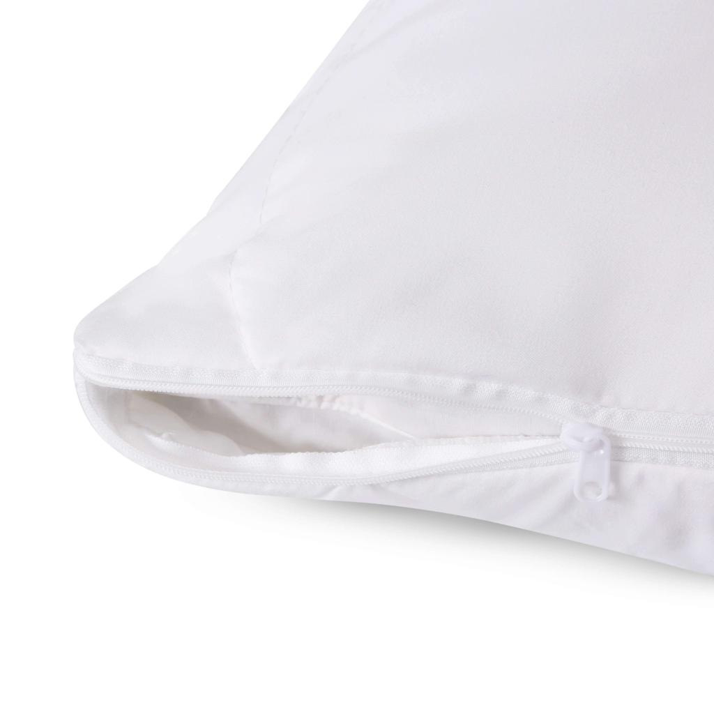 Super Soft Ultra Wash Microfibre Pillow PROTECTOR Pair