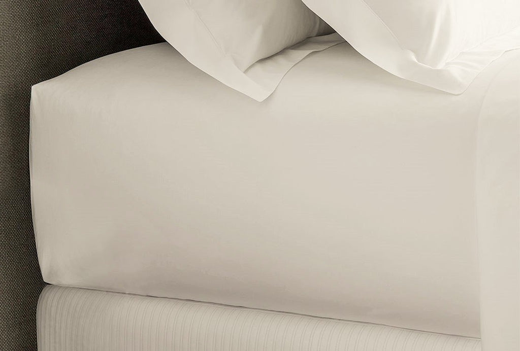 Egyptian Cotton Percale 200TC ULTRA Deep Fitted Sheets