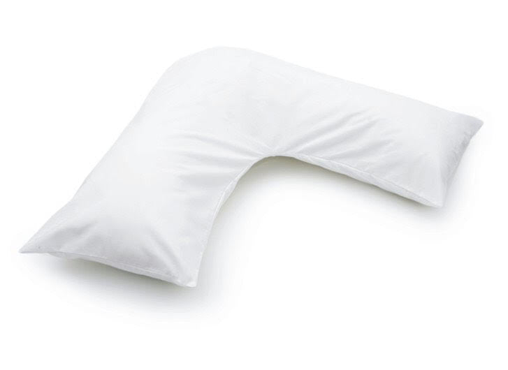 V Shape Pillowcase Pairs - Superior Percale - Lots of Colours