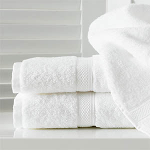 Linen Cupboard Luxury Turkish Cotton Towels White