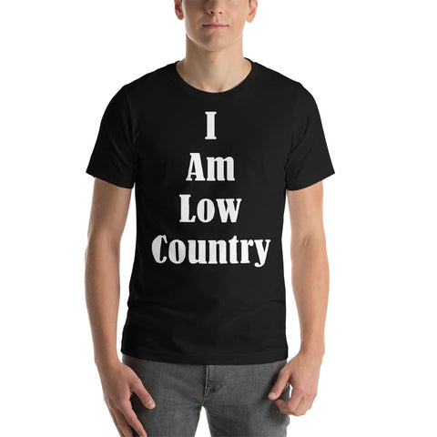 I Am Low Country T-Shirt