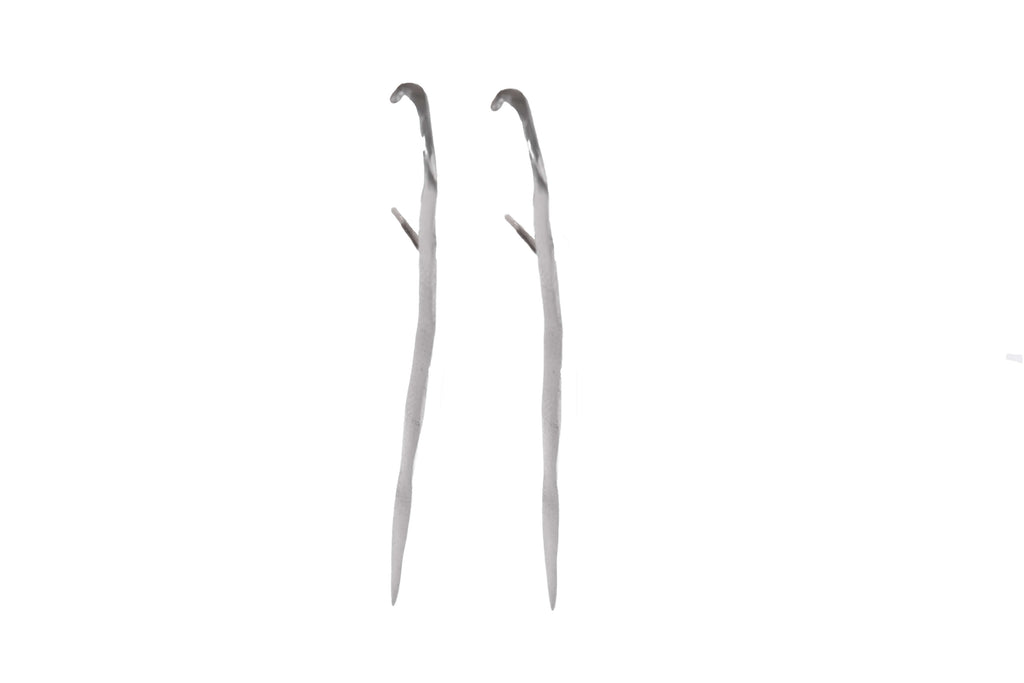 Spear Float Earrings