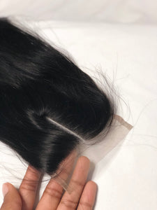 Premium Swiss Lace Closures