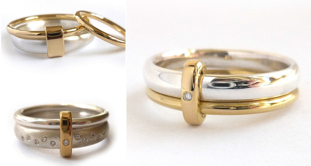 Wedding ring commissioning, commission your wedding ring with Sue Lane.