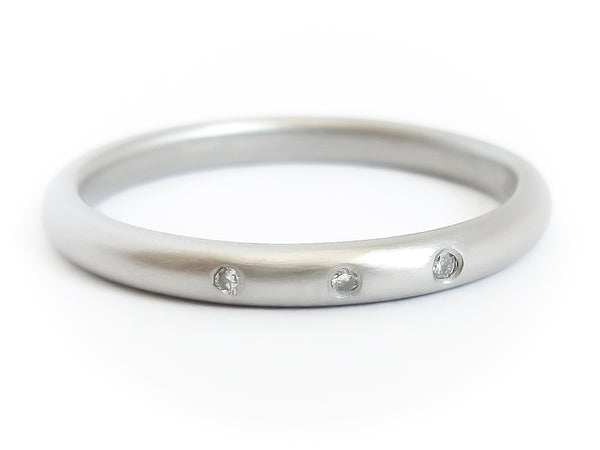How to commission a wedding ring / band / or engagement ring with Sue Lane