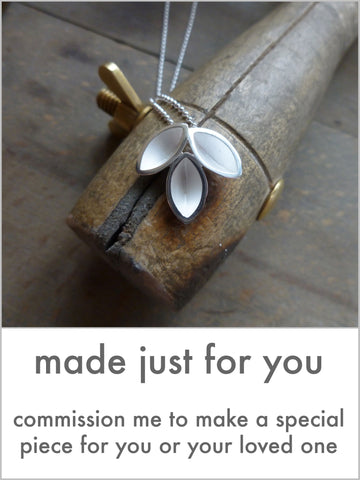 Commission Your  Jewellery