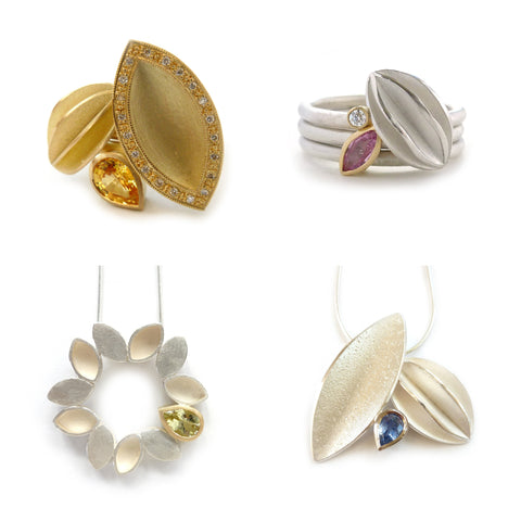 Sue Lane Contemporary jewellery at Dazzle Exhibitions Edinburgh