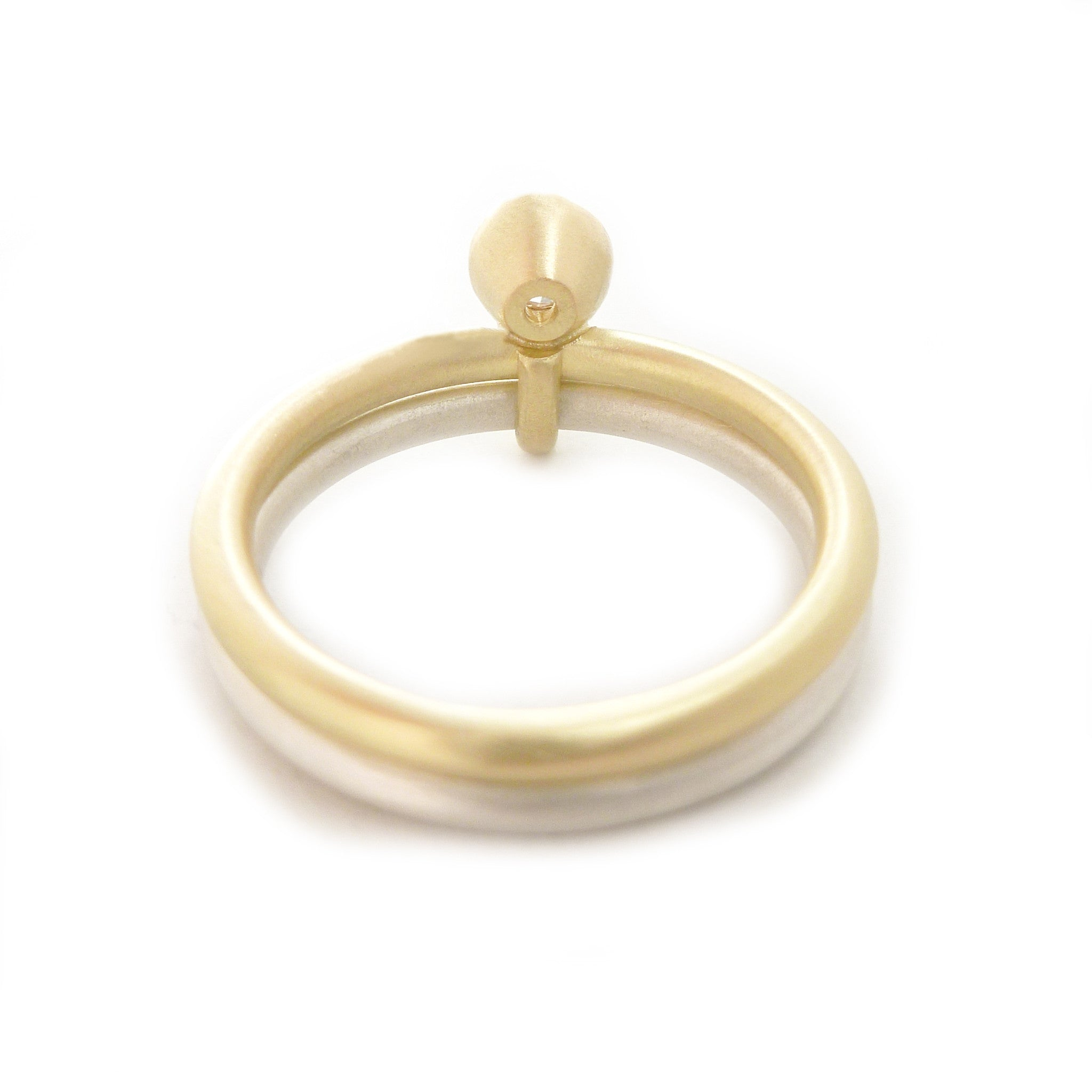 wedding gold bands band william white with product diamonds