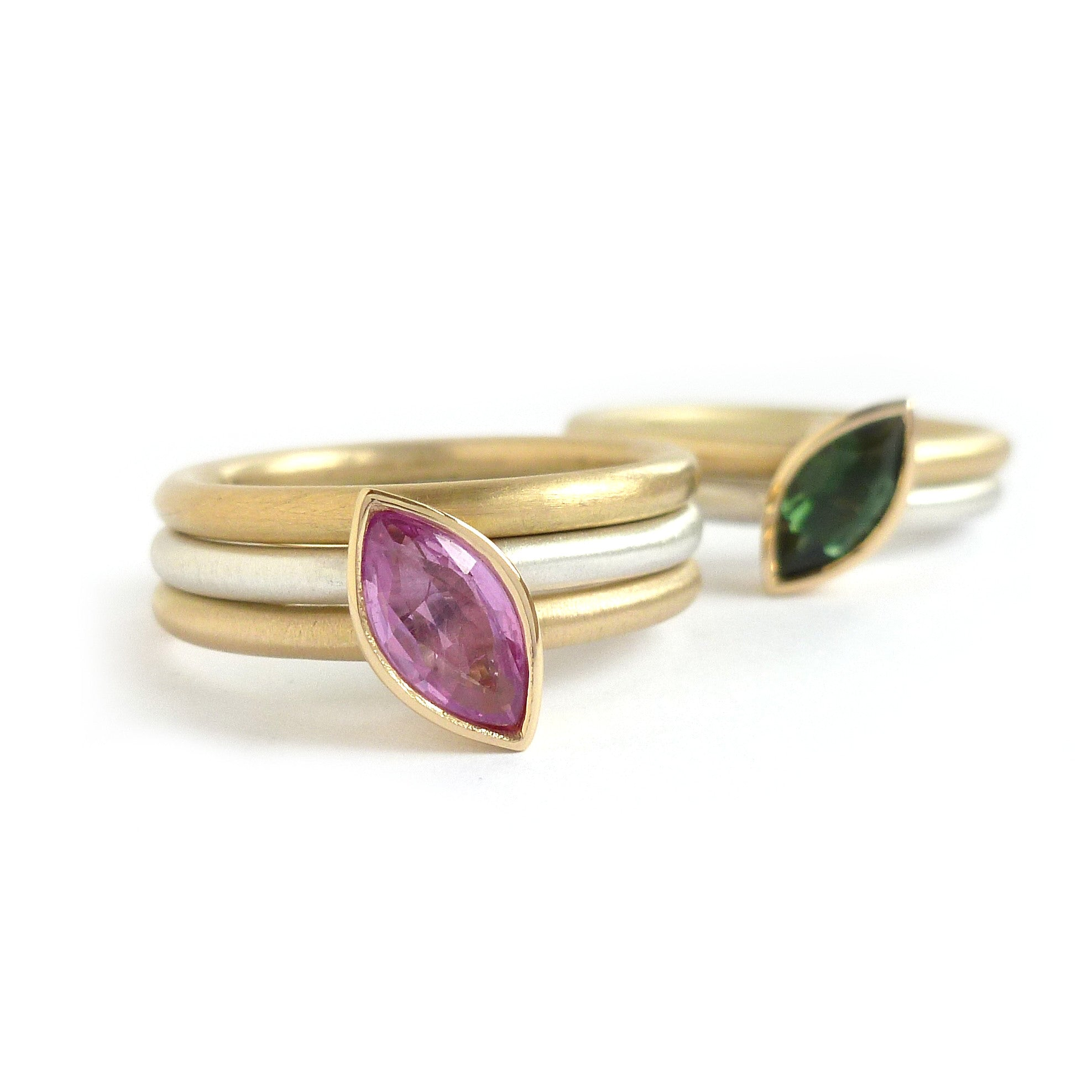 il green october natural tourmaline lotus p ring birthstone fullxfull rings