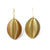 18k gold earrings (fdg-03) - Sue Lane Contemporary Jewellery - 4