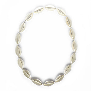 Silver Fold Necklace (fdsn12) - Sue Lane Contemporary Jewellery - 1