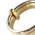 18k Gold two band ring (rd14) - Sue Lane Contemporary Jewellery - 4