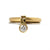 18k Gold and Diamond Ring (r14) - Sue Lane Contemporary Jewellery - 1